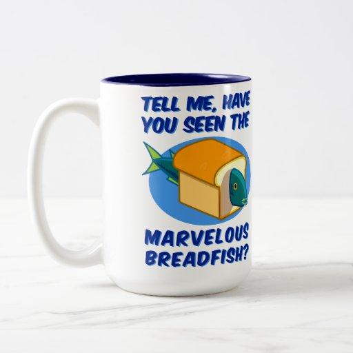 The Marvelous Breadfish Mug