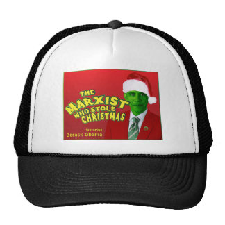 The Marxist Who Stole Christmas Cap