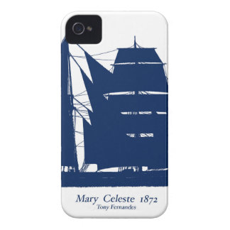 The Mary Celeste 1872 by tony fernandes iPhone 4 Case-Mate Cases