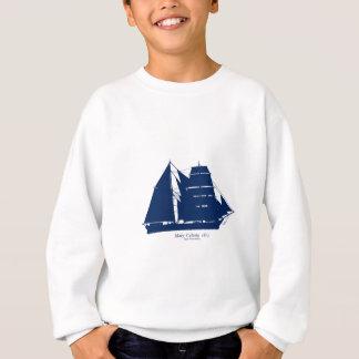 The Mary Celeste 1872 by tony fernandes Sweatshirt
