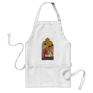 The Marys At The Tomb By Orcagna Andrea Apron