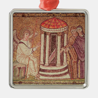 The Marys at the Tomb Christmas Ornament