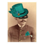 The Masked Hatter Invitations