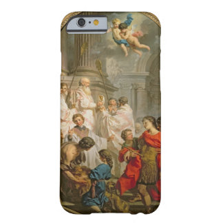 The Mass of St. Basil (oil on canvas) Barely There iPhone 6 Case