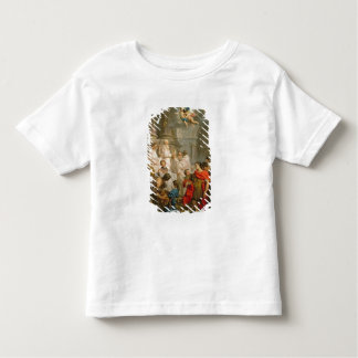 The Mass of St. Basil (oil on canvas) Toddler T-Shirt