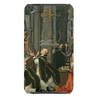 The Mass of St. Gregory (oil on canvas) Barely There iPod Case