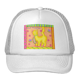 The Master Cat Cap Trucker Hat