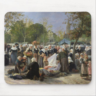 The Material Market Mouse Mat