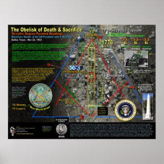 The Mathematical Murder of JFK-3 Poster