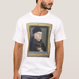 The Matheron Diptych: Portrait of Rene I T-Shirt