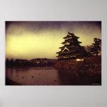 The Matsumoto Castle, Japan Print