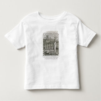 The Matsya Avatar, or the First Incarnation of Vis Toddler T-Shirt