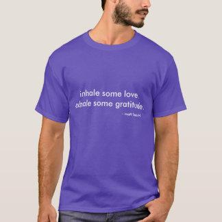 The Matt Lindahl profound thoughts t-shirt