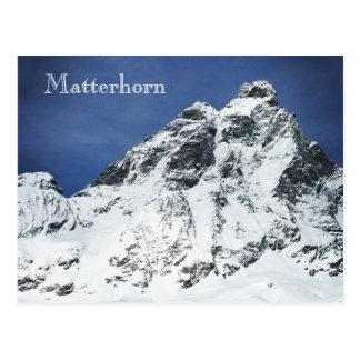 The Matterhorn Postcard