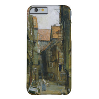 The Matthiasstrasse in Hamburg, 1891 Barely There iPhone 6 Case
