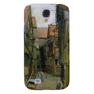 The Matthiasstrasse in Hamburg, 1891 Galaxy S4 Case