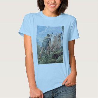 The Mature Age Of The Human Detail By Giordano Luc Tshirt