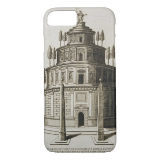 The Mausoleum of Augustus and his family in Rome, iPhone 8/7 Case