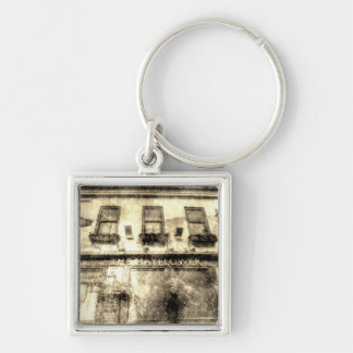 The Mayflower Pub London Vintage Key Ring