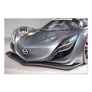 The Mazda Furai Photo Art