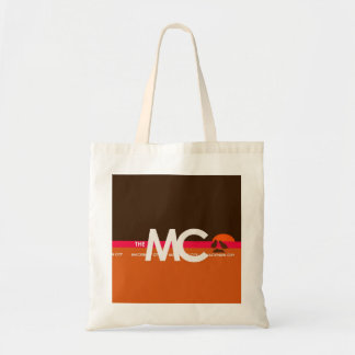 The MC Mackinaw City, MI Tote Budget Tote Bag