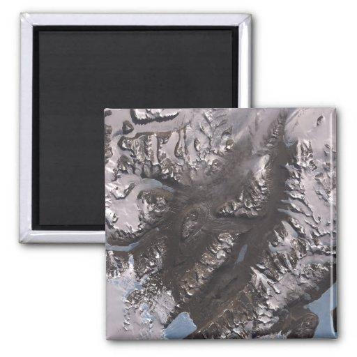 The McMurdo Dry Valleys Fridge Magnets