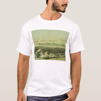 The Meadow at San Isidro, 1788 (oil on canvas) T-Shirt