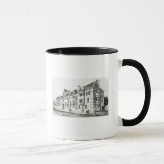 The Meadow Buildings, Christ Church, Oxford Mug