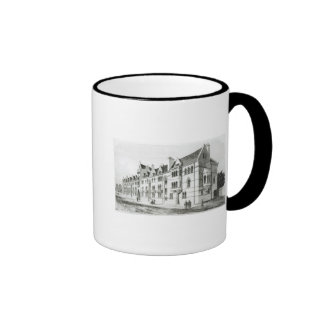The Meadow Buildings, Christ Church, Oxford Coffee Mugs