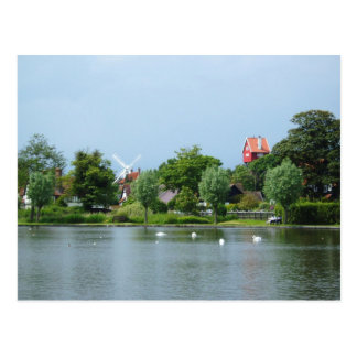 The Meare, Thorpness, Suffolk Postcard