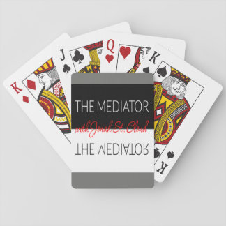 The Mediator Playing Cards