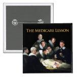 The Medicare Lesson Button