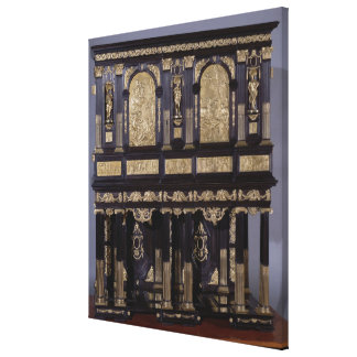 The Medici Cabinet, French, c.1630 Canvas Print