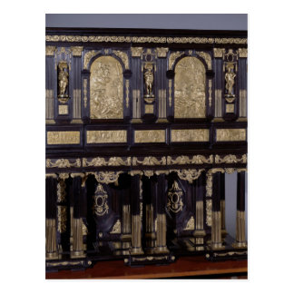 The Medici Cabinet, French, c.1630 Postcard