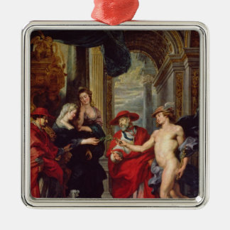 The Medici Cycle: The Treaty of Angouleme Christmas Ornament
