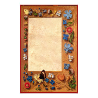 The Medieval Book of Hours Vintage Stationery