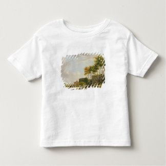 The Medway at Rochester, 1776 (oil on canvas) Toddler T-Shirt