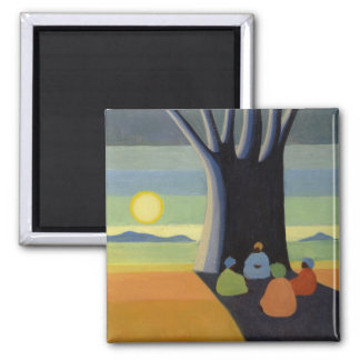 The Meeting 2005 Square Magnet