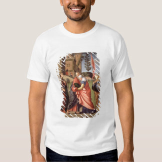 The Meeting at the Golden Gate with Saints, 1515 ( Shirts