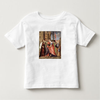 The Meeting at the Golden Gate with Saints, 1515 ( Toddler T-Shirt