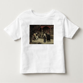 The Meeting of Faust and Marguerite, 1860 Toddler T-Shirt