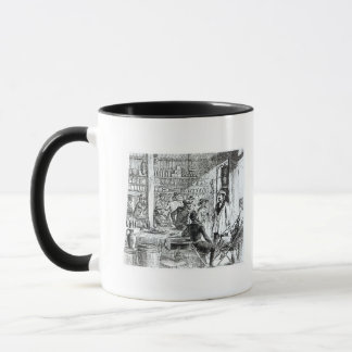 The Meeting of Mary Seacole  and Alexis Soyer Mug