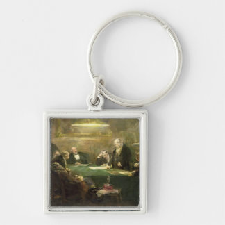 The Meeting of the Board of Directors, 1900 Key Chains