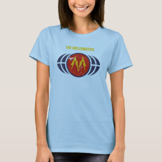 THE MELISMATICS, This is how we do it - black girl T-Shirt