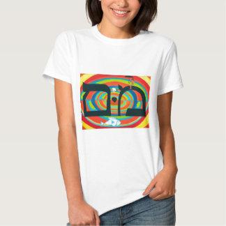 The Mem Letter - Hebrew Alphabet T Shirt