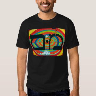 The Mem Letter - Hebrew Alphabet T Shirts