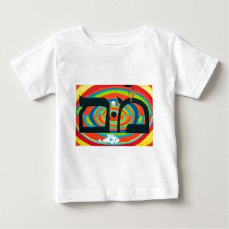 The Mem Letter - Hebrew Alphabet Tee Shirts