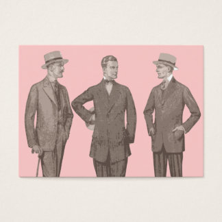 The Men Business Card