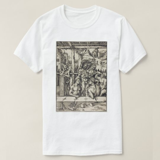 The Men's Bath by Albrecht Durer T-Shirt