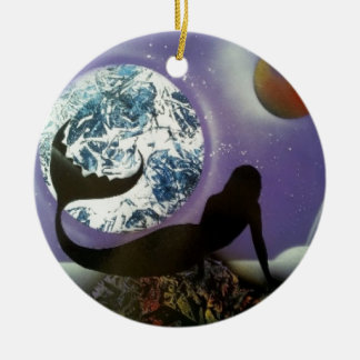 The Mermaid Christmas Ornament